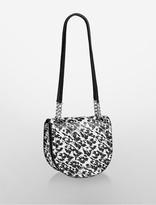 Calvin Klein Kira Studio Animal Crossbody Bag