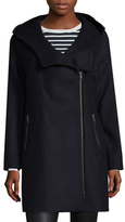 Soia & Kyo Hooded Kenzie Coat