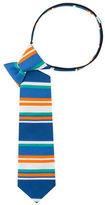 Lord & Taylor Boys 2-7 Pre-Tied Striped Tie