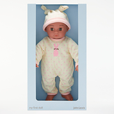 John Lewis My First Doll Newborn Baby Girl