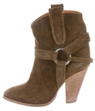 Etoile Isabel Marant Rawson Suede Ankle Boots