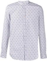 Manuel Ritz floral-print buttoned shirt