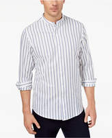 Club Room Men's Stripe Shirt, Created for Macy's