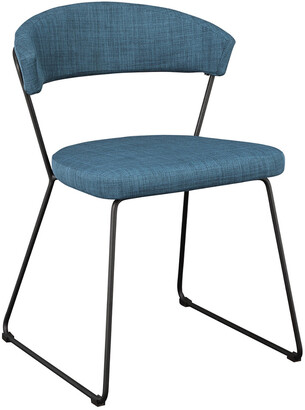 Moe's Home Collection Set Of 2 Adria Dining Chairs