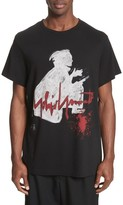 Yohji Yamamoto Men's Samurai Graphic T-Shirt