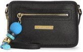 Juicy Couture Larchmont Leather Zip Top Crossbody