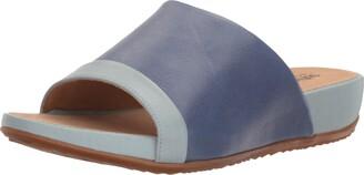 SoftWalk Women's Del Mar Wedge Slide Sandal