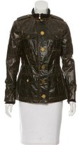Tory Burch Batik Lightweight Jacket