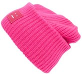 Acne Studios Women's 'Pansy' Rib Knit Wool Beanie - Pink