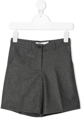 Bonpoint High-Rise Tailored Shorts