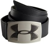 Under Armour Mens's UA Fairway Leather Belt
