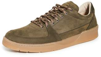 Zespà ZSP3/6 Water Resistant Monochrome Sneakers