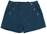 Ketiketa Pauline Twill Shorts With Buttons
