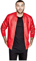 G by Guess GByGUESS Men's Keef Varsity Jacket