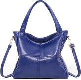 Amarte Women Vintage Large Capacity Shoulder Handbag Top-handle Bag Purse