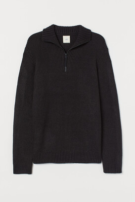 H&M Stand-up-collar Sweater