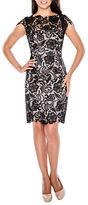Decode 1.8 Floral Lace Dress