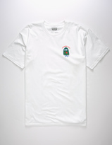Brixton By Fartco Freaked Out Mens T-Shirt