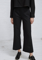 Hope Black High Trouser