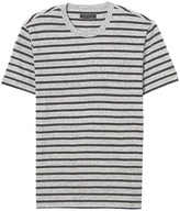 Banana Republic Soft-Wash Stripe Crew