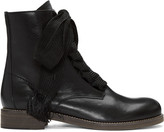 Chloé Black Harper Boots