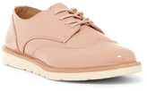 Restricted Elsie Patent Lace-Up Oxford