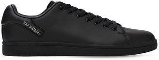 Raf Simons Orion Low-Top Faux Leather Sneakers