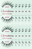 Christina 12packs Eyelashes - #WSP (Same factory & production line as Red Cherry)