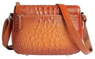 Vicenzo Leather Sonaa Leather Crossbody Handbag