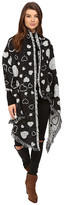Betsey Johnson Heart Couture Blanket Wrap