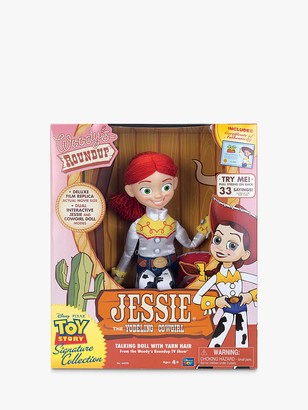 Disney Toy Story Signature Collection Jessie The Cowgirl Action Figure