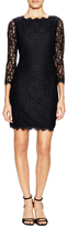 Diane von Furstenberg Colleen Silk Lace Dress