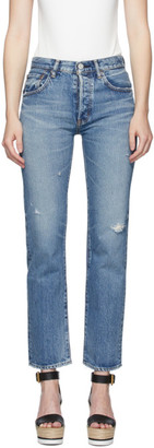 Moussy Blue Friant Jeans