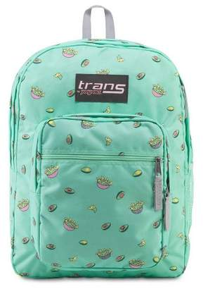 "JanSport Trans by 17"" Supermax Backpack - Avocado Party"