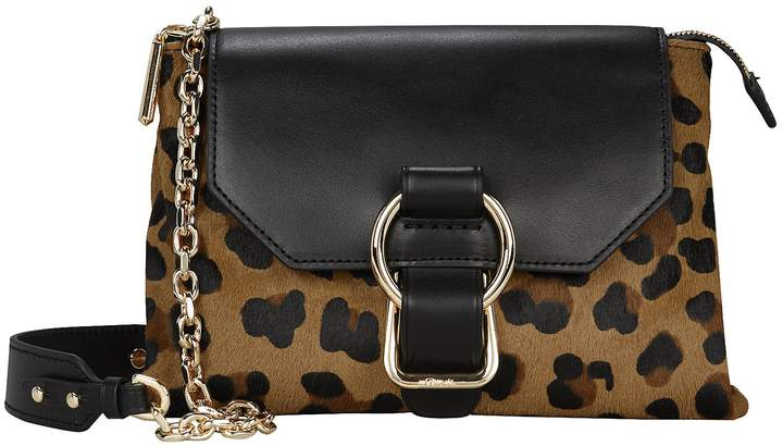 3.1 Phillip Lim Charlotte Leopard Crossbody Bag