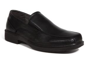 Deer Stags Men's Fortgreene Dress Casual Cushioned Comfort Bike Toe Slip-On Loafer Men's Shoes