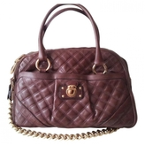 Marc Jacobs Brown Leather Handbag Stam