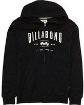 Billabong Men's Mast Zip Up Fleece Hoody