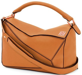 Loewe Puzzle Leather Bag