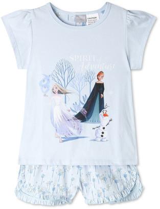 Milkshake Frozen 2 Pyjama Set