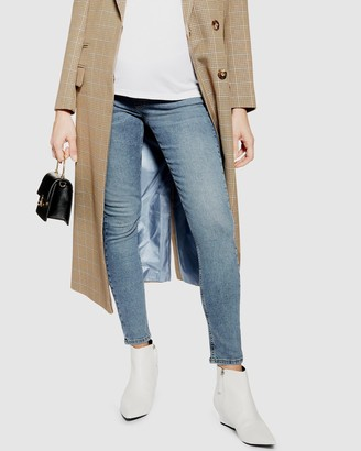 Topshop Maternity Under-Bump Jamie Jeans