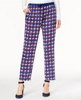 Tommy Hilfiger Printed Drawstring Pants, Only at Macy's
