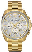 Wittnauer Men's Crystal Stainless Steel Chronograph Watch - WN3051
