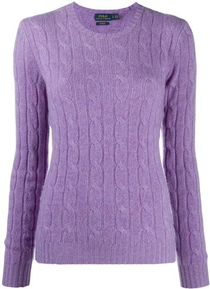 Polo Ralph Lauren Cable-Knit Cashmere Jumper