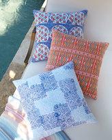 John Robshaw Floral Pindeti Outdoor Pillow