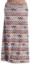 Wet Seal Super Soft Chevron Maxi Skirt