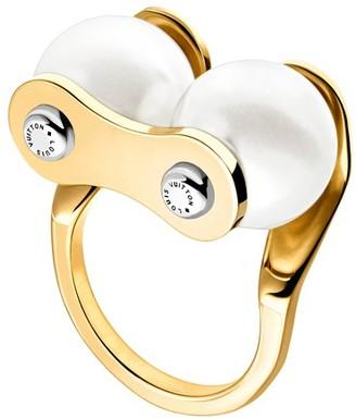 Louis Vuitton Speedy Pearls Ring