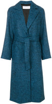 Christian Wijnants long belted coat