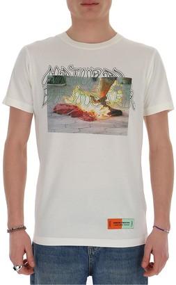 Heron Preston X Sami Miro Graphic Printed T-Shirt