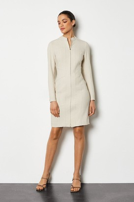 Karen Millen Tailored Track Dress